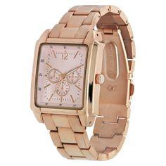 Rose Gold watch - target! $19.99