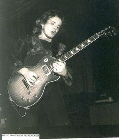 Paul Kossoff — the ultimate connoisseur of the Les Paul