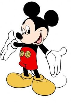 I love Mickey Mouse and Disney. But does it bother anyone else that Mickey's ears always seem I be rotating weirdly?