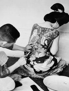 vintagegal: Japan, 1946