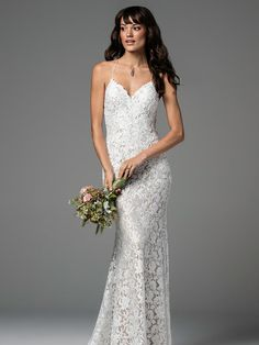 Willowby by Watters Fall 2017: A Chic Fusion of Bohemian and Classic   TheKnot.com