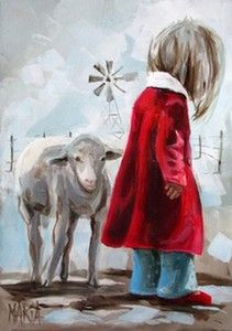 X ღɱɧღ Paintings I Love, Animal Paintings, Beautiful Paintings, Oil Paintings, Sheep Art, Prophetic Art, South African Artists, Surrealism Painting, Affordable Art