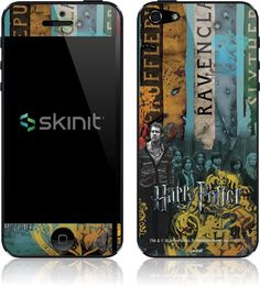 Harry Potter Houses iPhone case amazing!