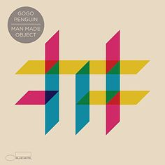 """Man Made Object"" - GoGo Penguin (Blue Note Records) http://www.amazon.co.jp/dp/B0186KU046/ref=cm_sw_r_pi_dp_KxkGwb0P5W913"