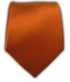 Solid Satin - Burnt Orange I love this color