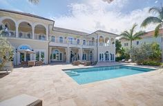 Single Family Home for Sale at Magnificent Estate on Paradise Island Ocean Club…