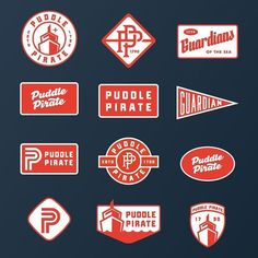 Find tips and tricks, amazing ideas for Retro logos. Discover and try out new things about Retro logos site Typography Logo, Logo Branding, Branding Design, Badge Design, Label Design, Design Design, Graphic Design Typography, Graphic Design Illustration, T Shirt Logo Design