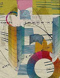 Art: Formula of Moses by Artist Alma Lee