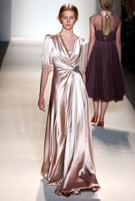 jenny packham. Silk should always look this good...
