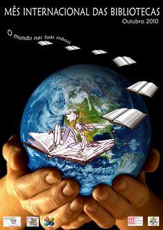 Mês Internacional das Bibliotecas