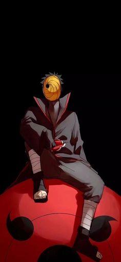 Obito Uchiha Naruto Shippuden Sasuke, Naruto Kakashi, Anime Naruto, Otaku Anime, Madara Susanoo, Anime Akatsuki, Wallpaper Naruto Shippuden, Naruto Art, Mangekyou Sharingan