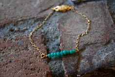 Corona Del Mar Bracelet by TheseJoyfulAches on Etsy