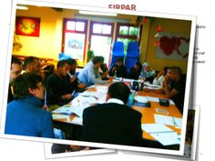 """Une journée de solidarité """"Community Day"""" déployée par KOEO pour l'entreprise FIRMENICH au profit de l'association ZY'VA, au travers de la découverte mutuelle et de l'apprentissage autour des parfums - 2010"""