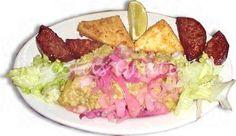 Receta de Mangú dominicano