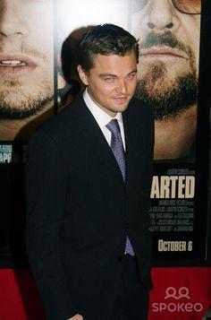 Leonardo DiCaprio New York Premiere of 'The Departed' at the Ziegfeld Theatre