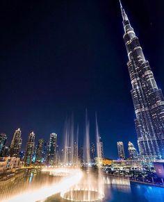 Top 11 Of Dubai Most Gorgeous Iconic Travel Destinations Dubai Destinations, Entrepreneur, Villa, Dubai Travel, Burj Khalifa, Luxury Real Estate, Marina Bay Sands, San Francisco Skyline, Fountain