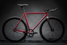 State Bicycle Co. Red Contender