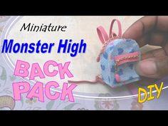 DIY - Making Irregular Choice inspired Doll Boots - Monster High - YouTube