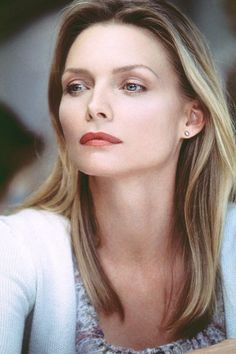 Michelle Pfeiffer - underrated and oh-so lovely. One of the few contemporary actresses to rival the beauty of Garbo, Dietrich...