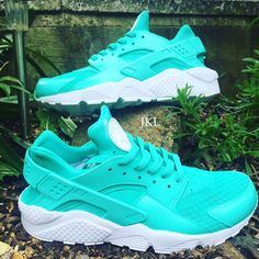 Tiffany Nike Air Huarache & White Sole Unisex Nike Huarache Gift Box... (