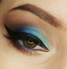 I love this look.  Bada Bing – Makeup Geek