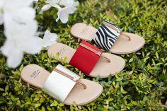 Andrea Assous sandals @hbkiawah #4thofjuly