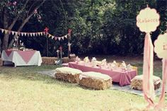 Throw a vintage farm party