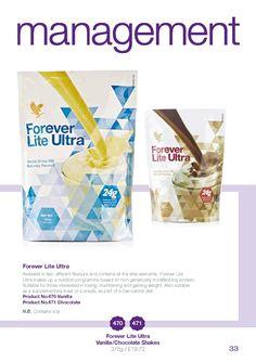 Forever Lite Ultra Vanilla/Chocolate Shakes - £19.72