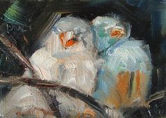 aceo original oil painting small oil paintings art & by puciart
