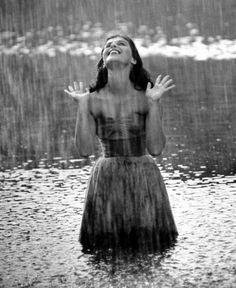 """Some people feel the rain. Others just get wet.""  ― Bob Marley"
