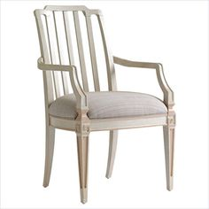 Lowest price online on all Stanley Furniture Preserve Marshall Arm Dining Chair in Orchid - 340-21-70