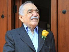 """How the revered Colombianauthor """"Gabo""""Gabriel Garcia Marquez(1927-2014),  spun fantastic fables from S America's turbulent political history.  Gabo passed away four years ago aged 87. A giant of Latin American culture credited with popularising magic realism, the man behindOne Hundred Years of Solitude (1967) and Love in the Time of Cholera (1985) is celebrated in today's Google Doodle."""