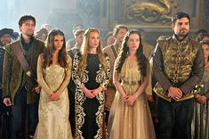 Reign | Fans of Reign know the drama doesn't always consider historical accuracy when it comes to the romantic clothing styles worn by its cast. So it's