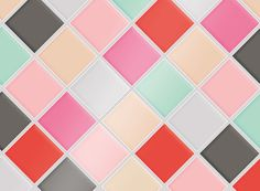 """Kitchen Tile Decal Tile Stickers Set """"Rouge"""" for bathroom or kitchen,  Tile Mural, Tile Cover, Tile Coasters"""