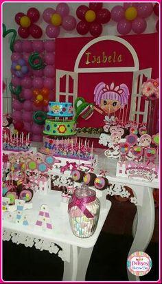 Mesa dulce de Lalaloopsy