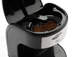 Hızlı ve pratik kahve pişirme kolaylığı