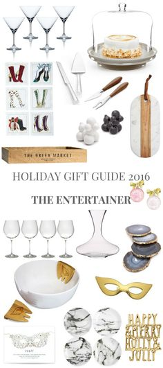 HOLIDAY GIFT GUIDE 2016 THE ENTERTAINER // Shoegal Out In The World