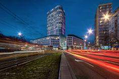 Plac Unii building, Warsaw, PL. Photo: www.galczynski.com