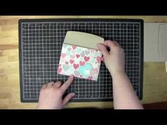 Quick Envelope Mini Album - part of the Simple Stamping Secrets Series with Stampin' Up Demonstrator Maggie Patterson. Learn how to make this - http://youtu.be/iPhlLDMGuOs