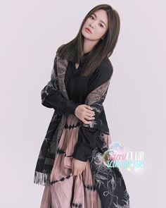 Korean Actresses, Korean Actors, Korean Celebrities, Celebs, Asian Woman, Asian Girl, Song Hye Kyo Style, Instyle Magazine, Cosmopolitan Magazine