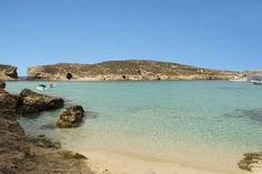 Blue Lagoon, #Comino: una piscina naturale ottima anche per le immersioni #LaMiaSpiaggia @guidemarcopolo