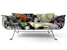 Upholstered sofa NEST SOFA Nest Collection by Moooi© | design Marcel Wanders
