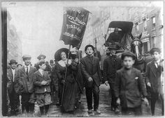 Russian Labor Assoc. in Labor Parade, New York City