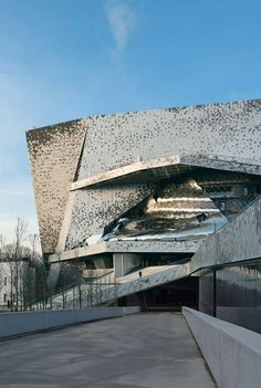 Jean Nouvel's Philharmonie de Paris builds to a crescendo | Architecture | Wallpaper* Magazine