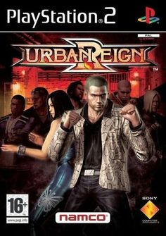 Urban Reign is a beat 'em up game developed by Namco on PlayStation Urban Reign Playthrough part 1 Playstation 2, Playstation Portable, Juegos Ps2, Beat Em Up, City Government, Game Title, God Of War, Free Games, Pc Games