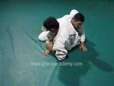Kimura from the guard with Rener Gracie and Brian Ortega