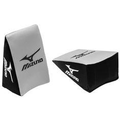 Mizuno Catchers Knee Wedges, Black
