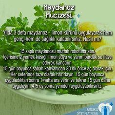 Maydanoz mucizesi! #healty #befine #befit #begood #healtylife #saglık…