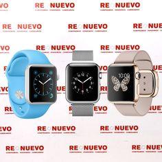 Relojes Apple Watch de segunda mano | Tienda online de segunda mano en Barcelona Re-Nuevo #AppleWatch #Apple #Reloj #Segundamano #SmartWatch