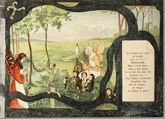 Image detail for -Sibylle von Olfers «Zoo is 't in 't blije Vlinderland ...